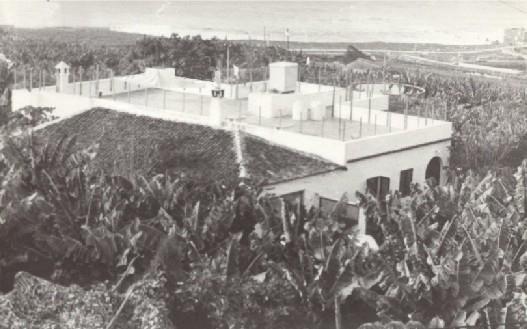 Fotografía antigua de la Casa Barreto